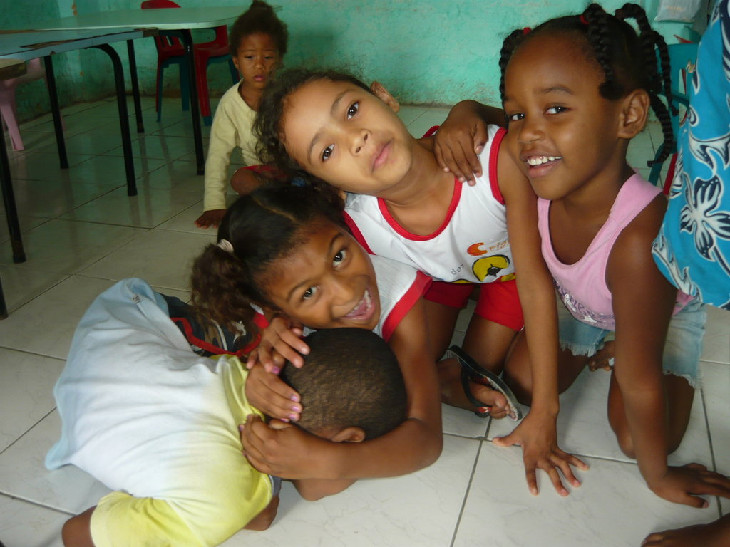 Feed and Educate Children in Salvador, Brazil