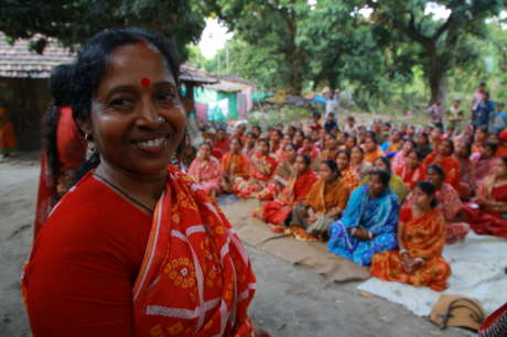 Help Stop Violence Against Dalit Women in India