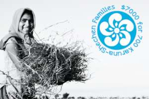 Karuna-Shechen's Honoring Mothers Campaign