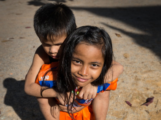 Provide Food for our Orphaned and Blind Children