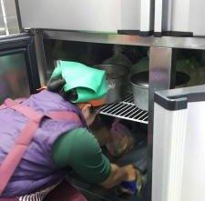 The refrigerator Enhances the Service Influence