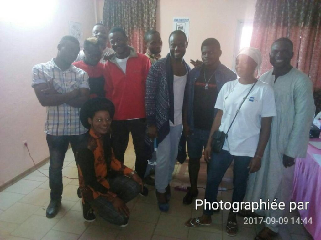Train 22 Young LGBT Defender in Cameroon on Rights