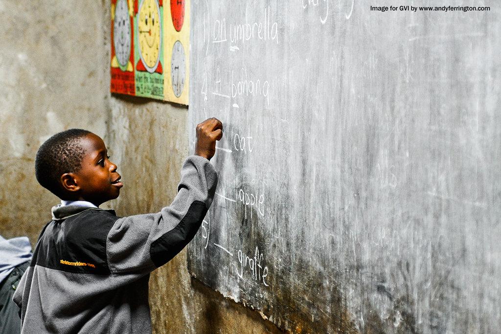 Help Feed Hungry Children in Kenya