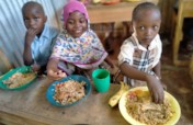 Help Feed Hungry Children in Kenya