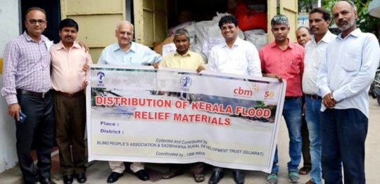 Kerala Flood Relief Work