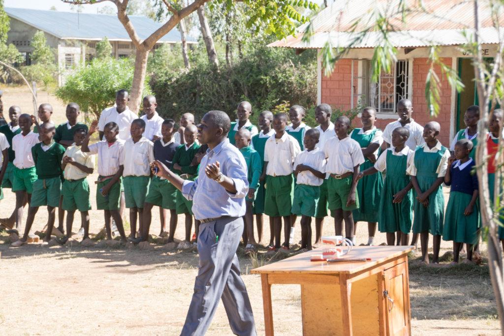 Dental Care for 1200 Vulnerable Children in Kenya