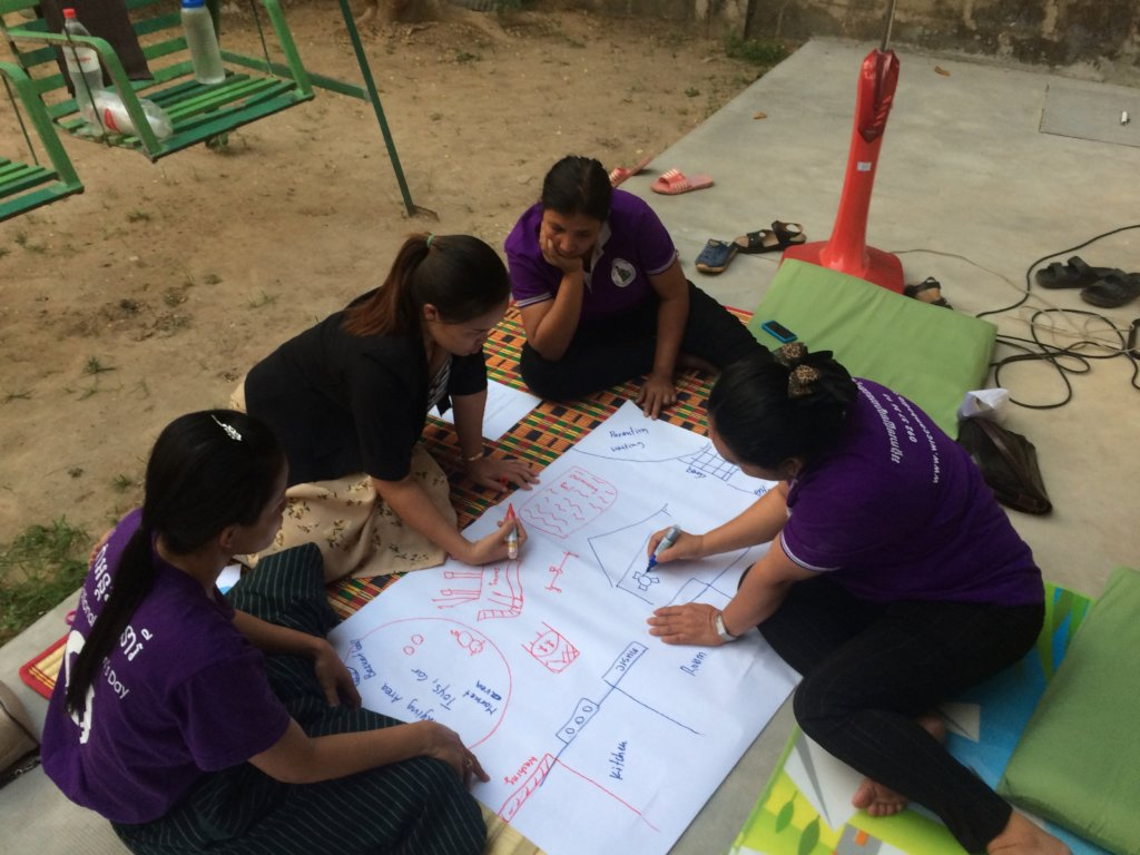 Creating a Safe Space for Families in Siem Reap