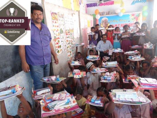 Educational Material for 85 children