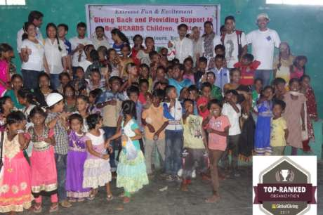 Summer Camp to end Child Labour