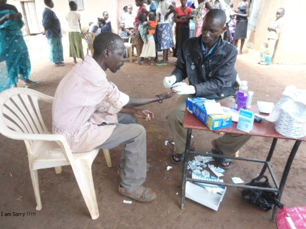 Cancer and HIV/AIDS services to 10,000 in Lango