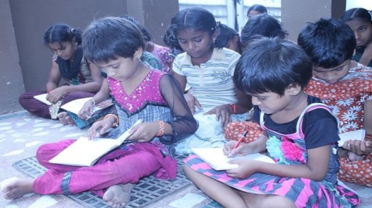 Donate Books, Stationery & School Bags to children