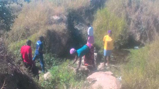 Dam Spillway Repair, People's lives Restored