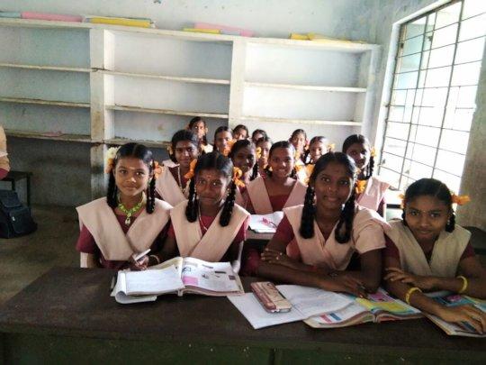 Skill Development give to  Rural  Girls
