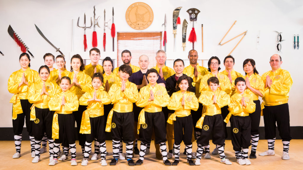 Help Canada Represent at the Shaolin Olympics 2018