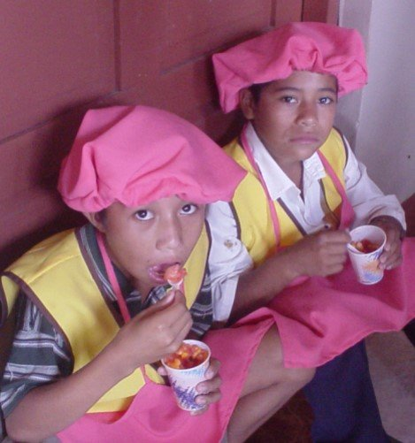 Yogurt con Amor, Nutrition for Kids w/disABILITY