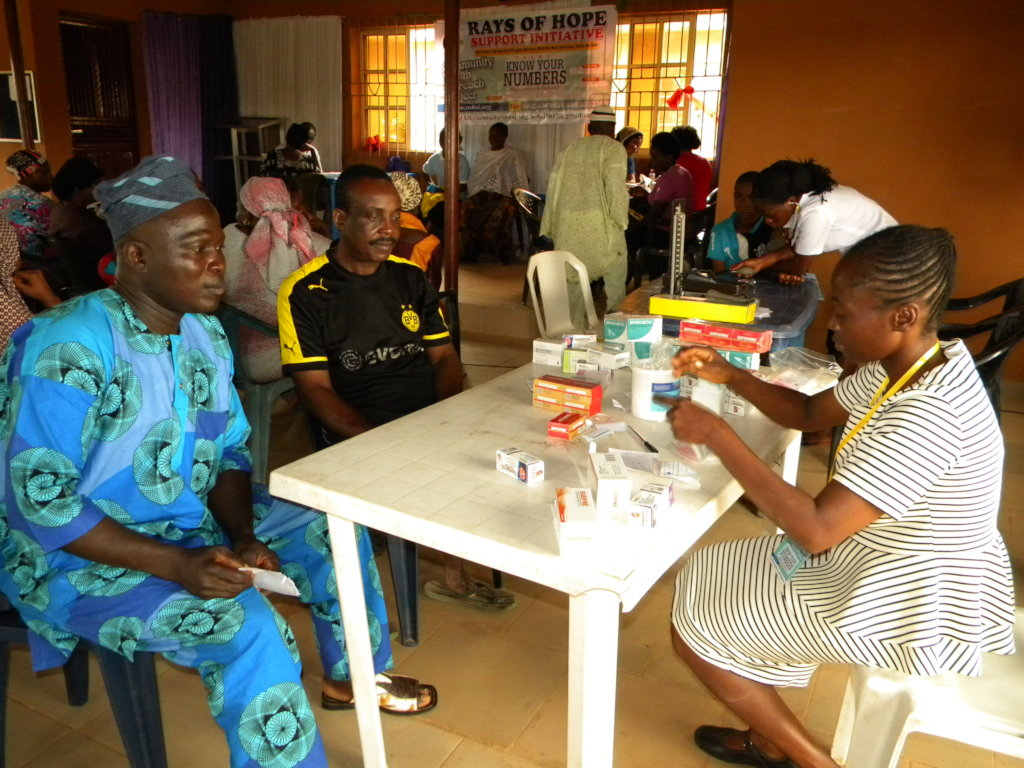 Restore Health to 5000 Nigerians with Hypertension