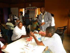 ROHSI-Community Health Outreach Programme