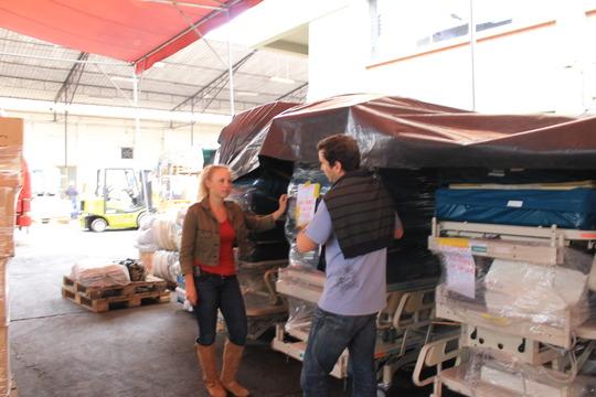 VIDA's Gabriella Fleischman and Carlos Zapata