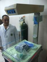 Pediatric Equipment in Lima Clinic