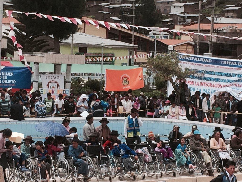 Vida Peru Distribution