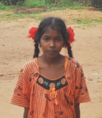 Support poor rural girl children education