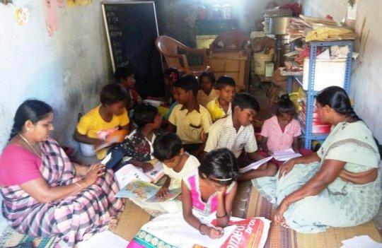 In Special School, Arangoor