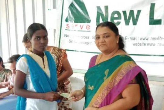 Roja getting financial support