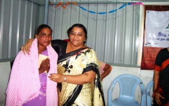 Arangoor special school teacher honored