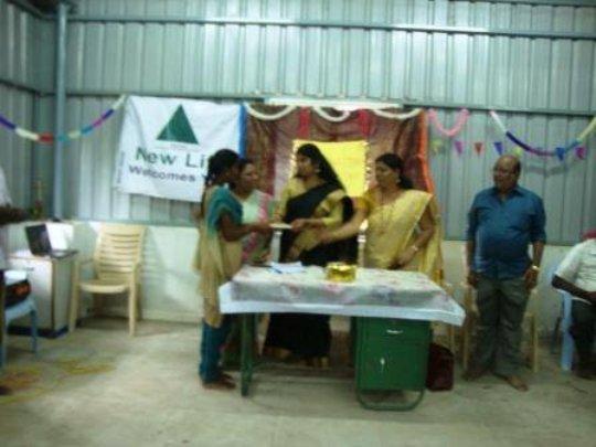 Education Support to Malathi