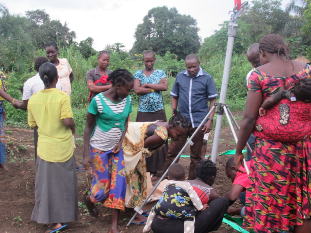 Women farmers continue to be on orientations