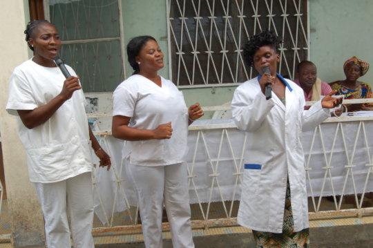 Train 1500 providers to help women in Bafut