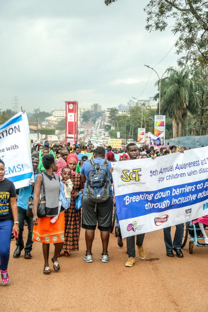 Hope for the children, 500 benefit in Uganda