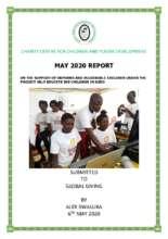 MAY REPORT (PDF)