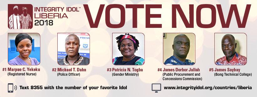 Integrity Idol Liberia