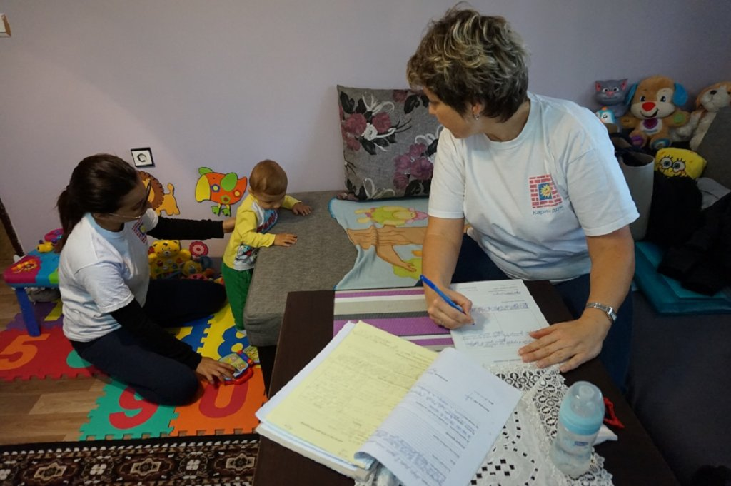 Early support to 20 special needs children