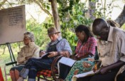Permaculture Teacher Training in East Africa