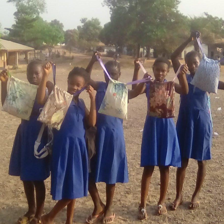 "Help 1000 Girls Manage their ""Days"" in Kasese"