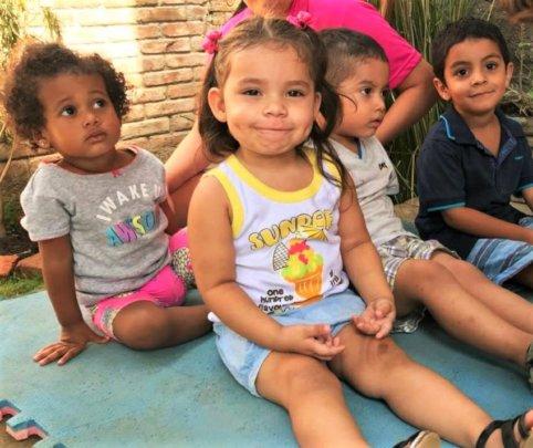 Preschoolers will enjoy more space to explore