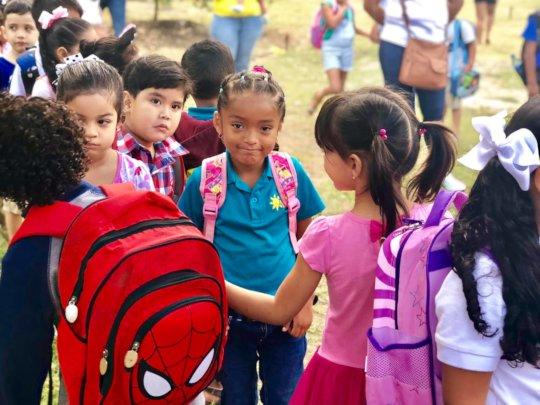 Build a Bilingual Montessori School in Nicaragua