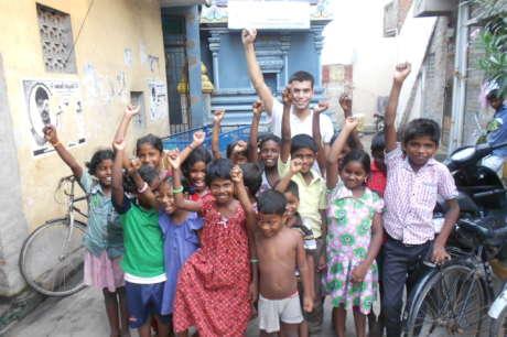 Children's Parliament for Children in Slums