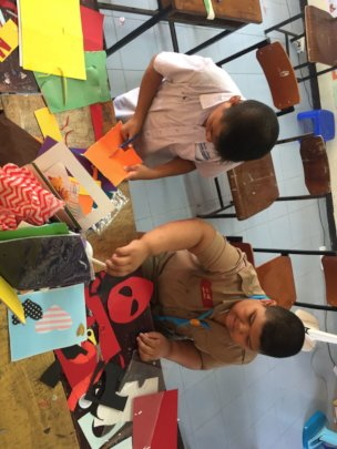 Arts & Crafts at Coconut Club