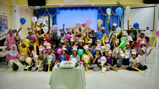 Birthday Party with Double Tree by Hilton