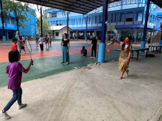 Badminton at Coconut Club