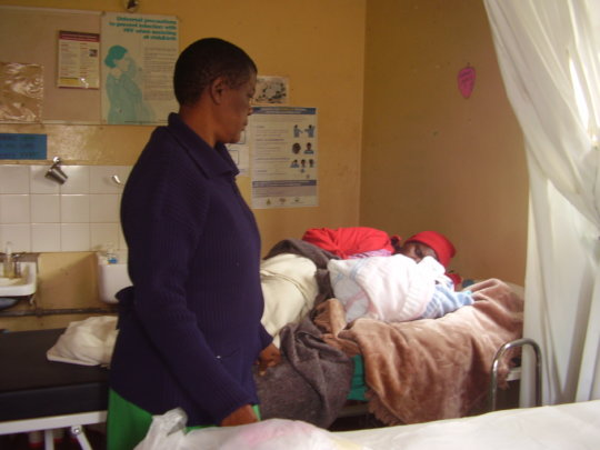 Renovating a  Dormitory for 10 Midwifery Students