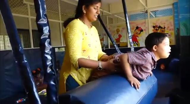 Rehabilitate Physically chalged children 70Karkala