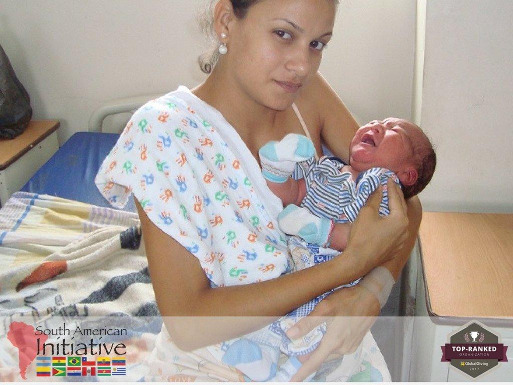 Venezuela | Give a Newborn a Chance to Live