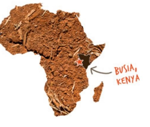 Build a Wall for Busia