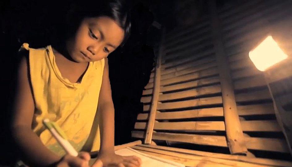 Solar Lamps for 900 Indigenous Filipino Children
