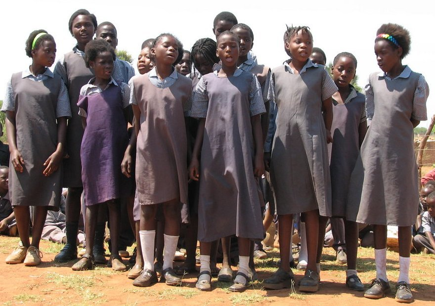 Access to secondary school for children in Zambia