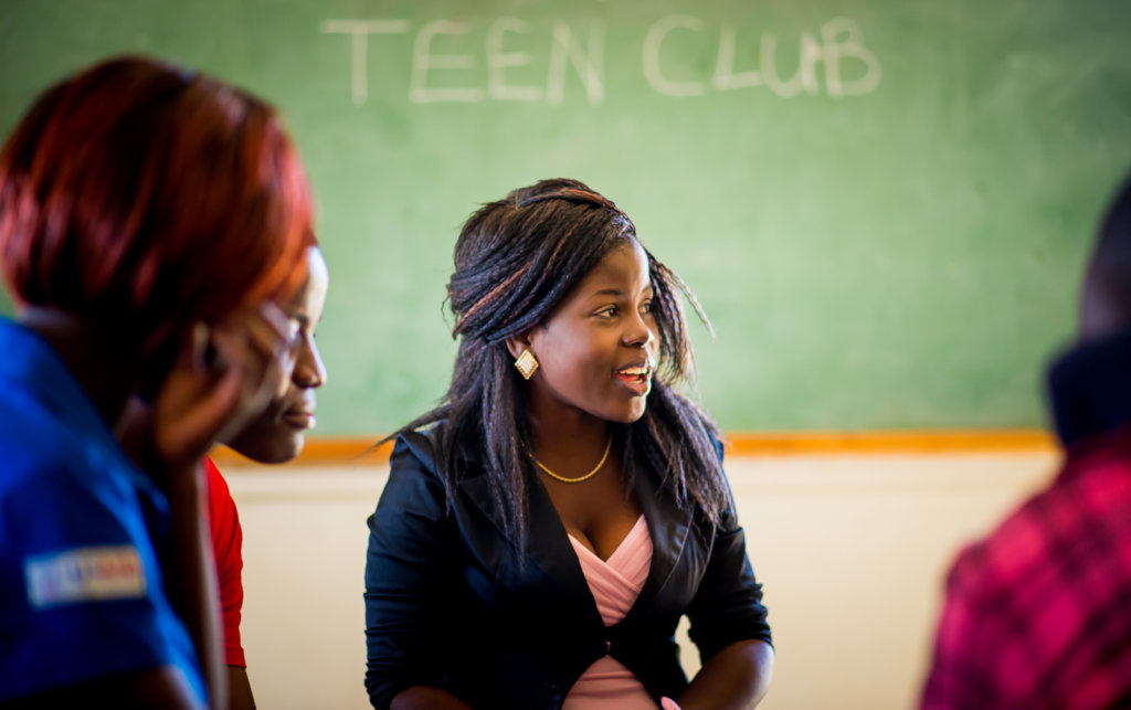 Protecting the Lives of HIV+ Teens